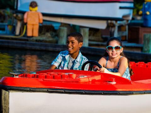 LEGOLAND Florida Boating school; Courtesy of LEGOLAND Florida