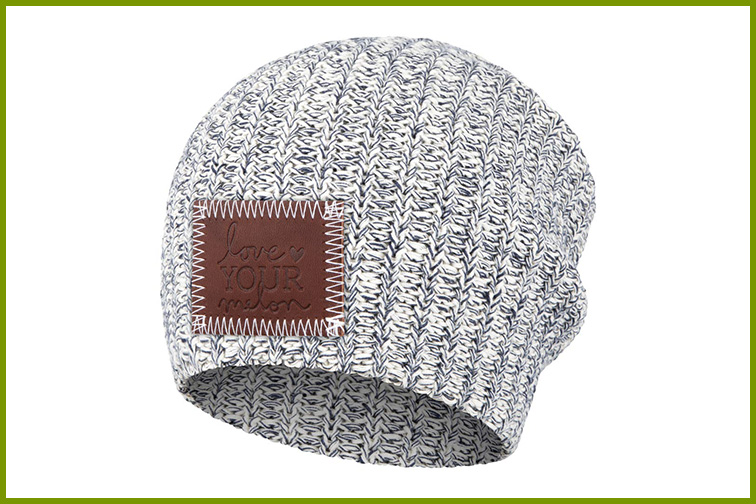 Love Your Melon Kids Beanie; Courtesy of Amazon