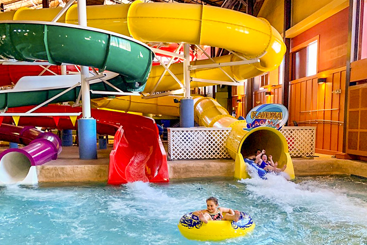 Kahuna Laguna Indoor Water Park, Red Jacket Mountain View Resort; Courtesy of TripAdvisor Traveler/Courtesy of TripAdvisor Traveler/Courtesy of TripAdvisor Traveler/Lynsie D