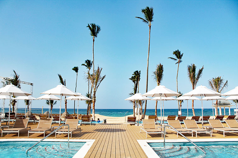 Nickelodeon Hotels and Resorts Punta Cana in the Dominican Republic