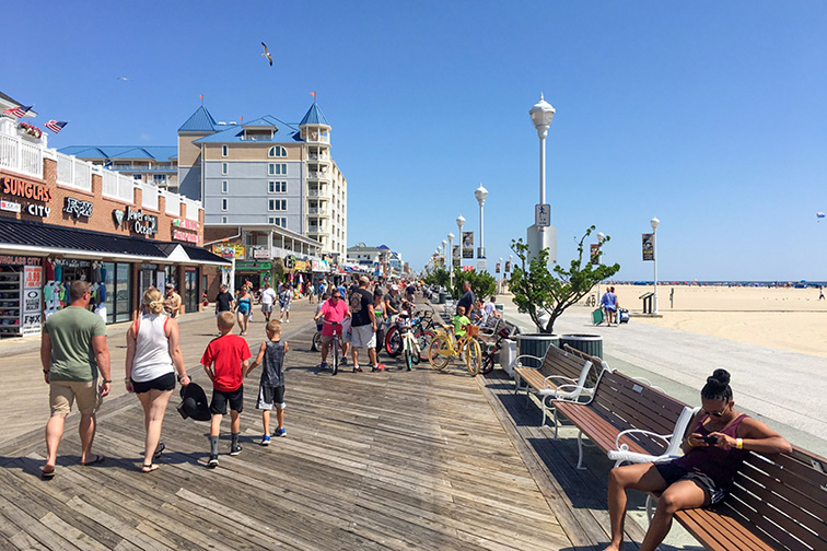 Ocean City, Maryland; Courtesy of TripAdvisor Traveler/TravelingFromOhio