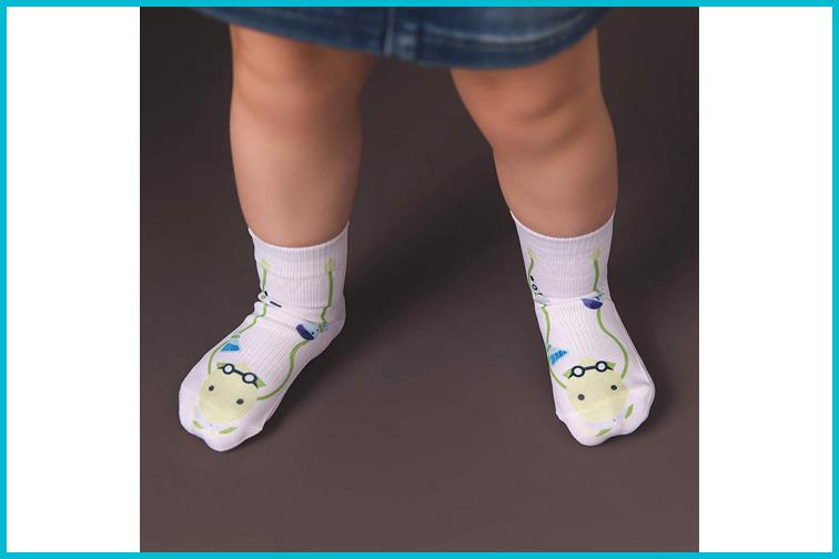 Squid Socks; Courtesy of Amazon