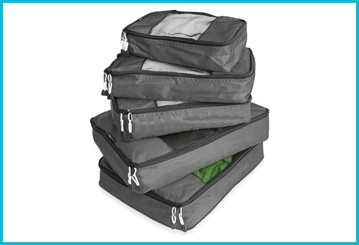 TravelWise Packing Cube System; Courtesy of Amazon
