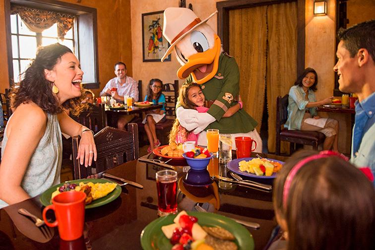 Tusker House Restaurant - Disney's Animal Kingdom; Courtesy of Disney