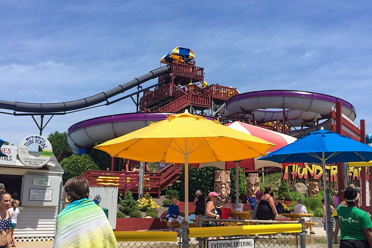 Water Wizz – Westerly, RI ; Courtesy of TripAdvisor Traveler/Emma-Noonan