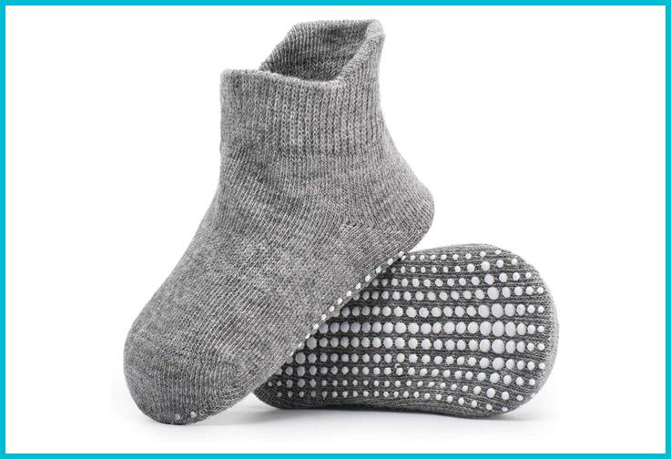 Zaples Baby Socks; Courtesy of Amazon