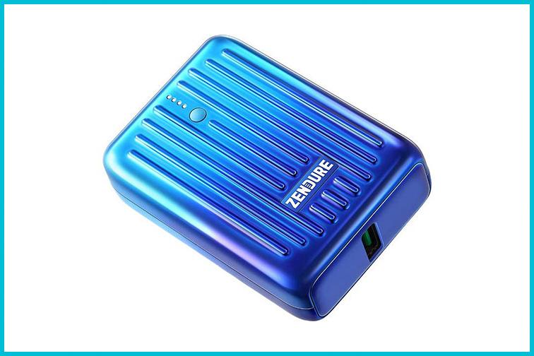 Zendure Supermini 10000mAh USB-C Power Bank; Courtesy of Amazon