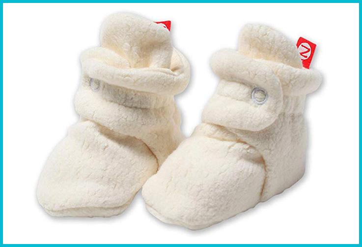 Zutano Baby Socks; Courtesy of Amazon