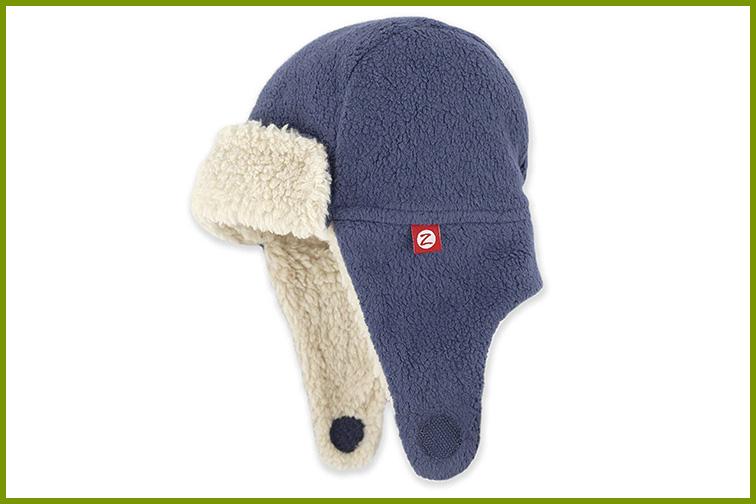 Zutano Unisex Baby Cozie Shaggy Hat; Courtesy of Amazon