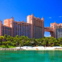 atlantas bahamas exterior; Courtesy of Worachat Sodsri/Shutterstock