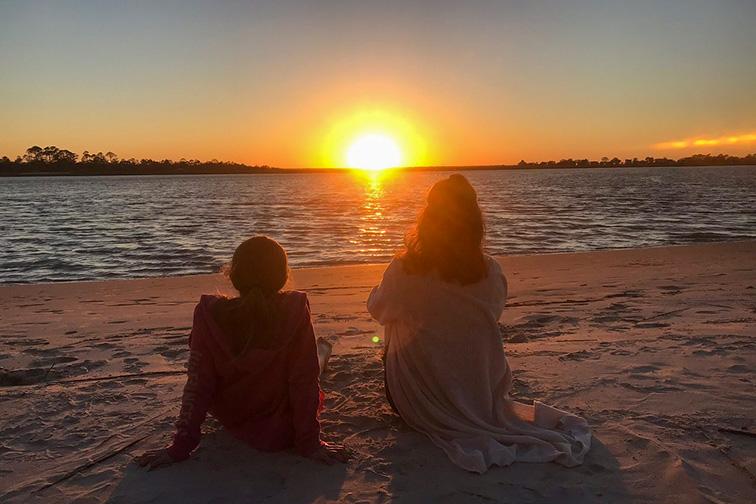 Back River Beach in Tybee Island; Courtesy of TripAdvisor Traveller/Carolinawallace