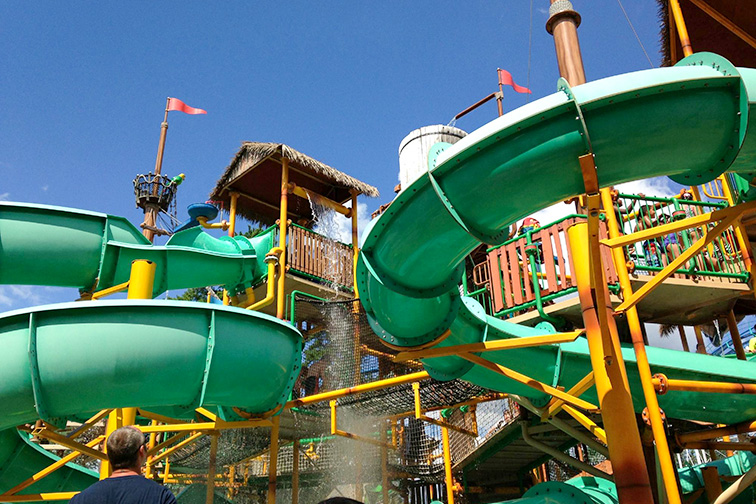 Castaway Island, Canobie Lake Park – Salem, NH; Courtesy of TripAdvisor Traveler/LollieWeeks