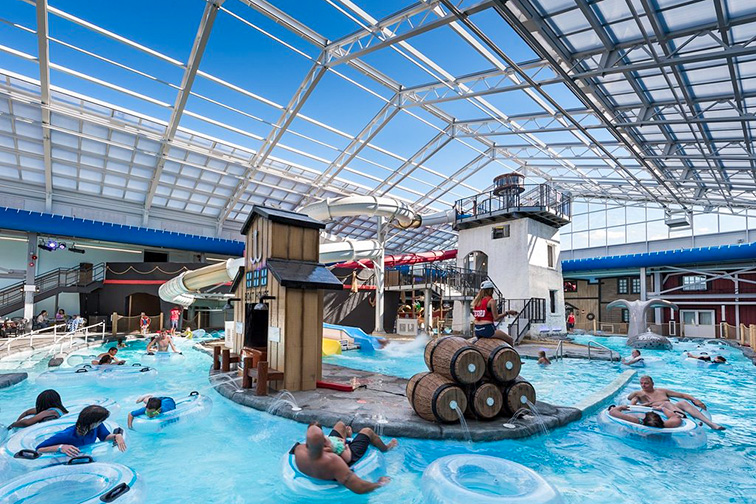 Cape Codder Water Park, Cape Codder Resort & Spa; Courtesy of Cape Codder Water Park, Cape Codder Resort & Spa