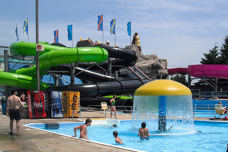 Funtown Splashtown USA – Saco, ME; Courtesy of TripAdvisor Traveler/shannon m