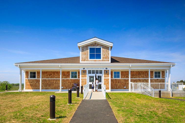 Madison, Connecticut Meigs Point Nature Center; Courtesy of TripAdvisor Traveler/Jemlnlx