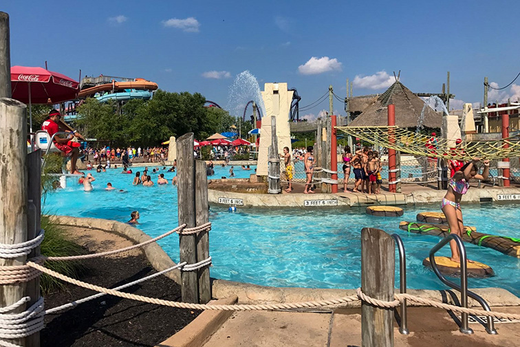 Hurricane Harbor, Six Flags New England – Agawam, MA; Courtesy of TripAdvisor Traveler/Androsleite