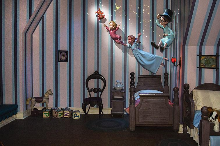 Peter Pan's Flight; Courtesy of Disney