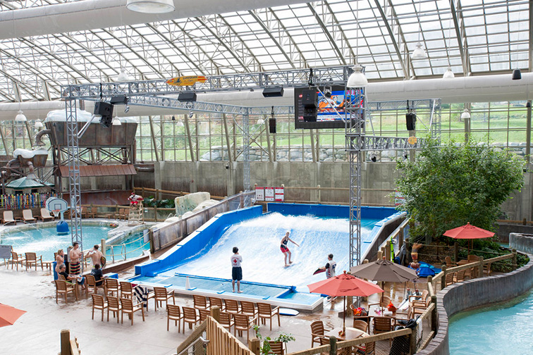 Pump House Indoor Waterpark, Jay Peak Resort; TripAdvisor Expert Photo