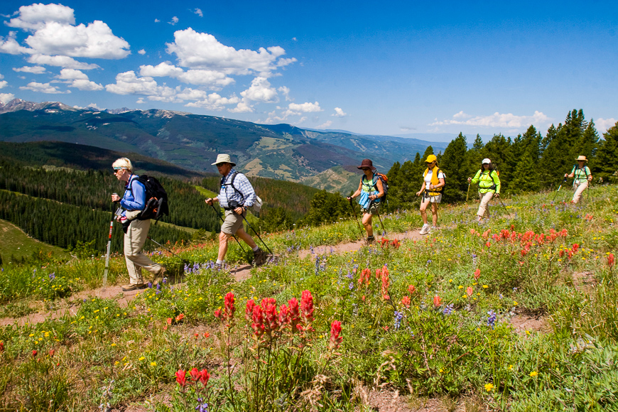 Vail Valley; Courtesy Colorado Tourism Office