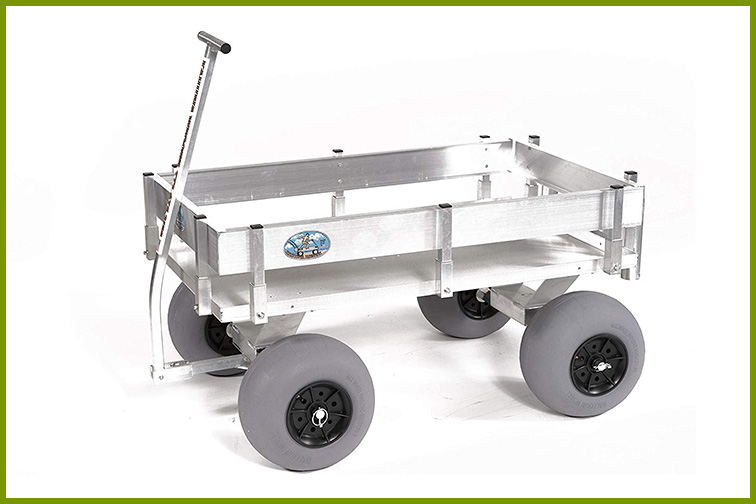 9 Best Beach Wagons And Carts 2020