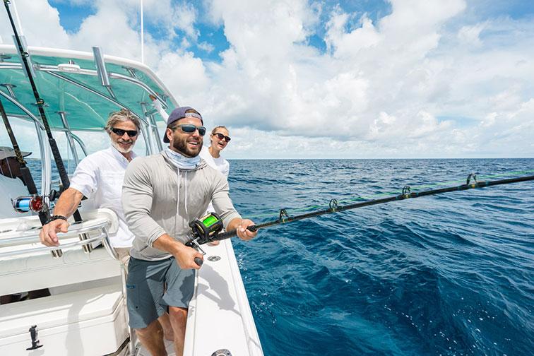 Fishing Charter in Bimini Islands, Bahamas