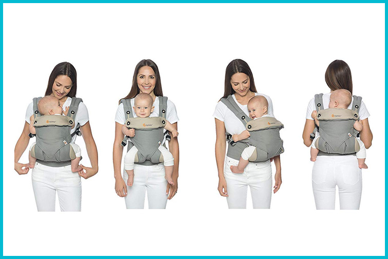 Ergobaby 360 All-Position Baby Carrier; Courtesy Amazon