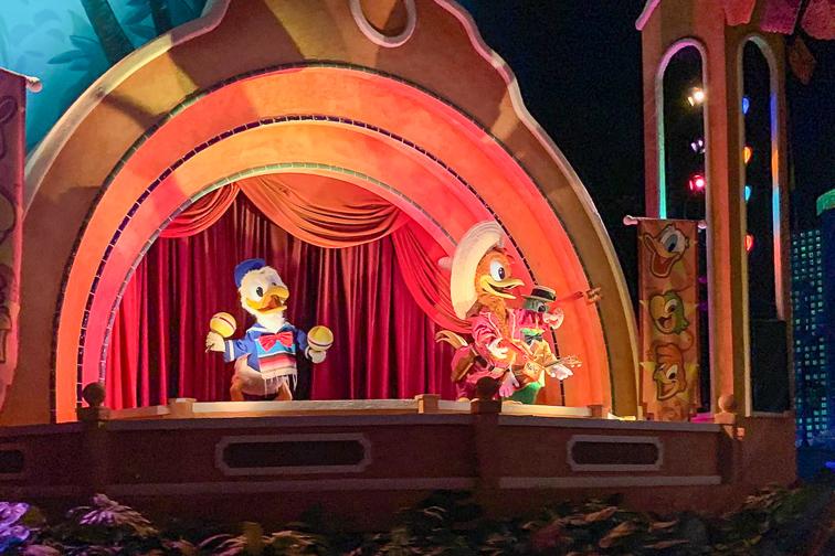Gran Fiesta Tour with the Three Caballeros; Courtesy Tripadvisor Traveler/ FERNANDO A