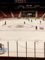 Herb Brooks Arena in Lake Placid, New York