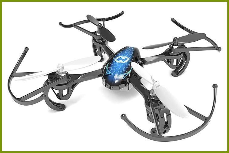 Holy Stone HS170 Predator Mini RC Helicopter Drone; Courtesy Amazon