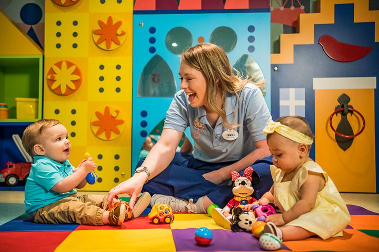 """It's a Small World"" Nursery; Courtesy Disney"