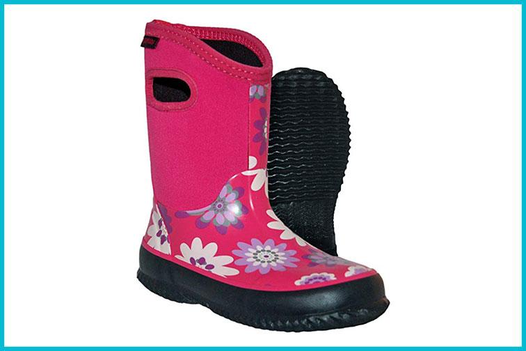 Itasca Rainboots; Courtesy of Amazon