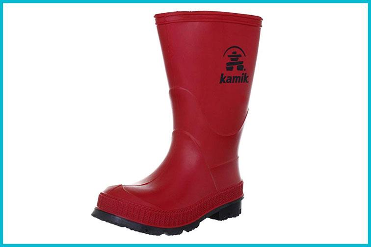 Kamik Rainboots; Courtesy of Amazon