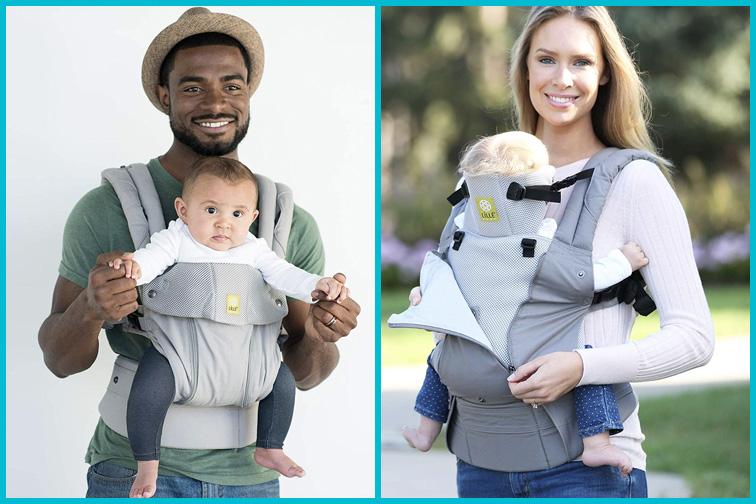 LÍLLÉbaby COMPLETE All Seasons Baby Carrier ; Courtesy Amazon