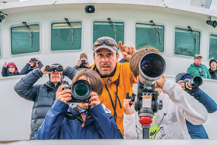 Linblad Expeditions With National Geographic to Alaska