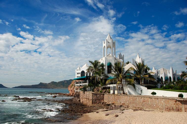 Mazatlán, Mexico; Courtesy travelbug/Shutterstock