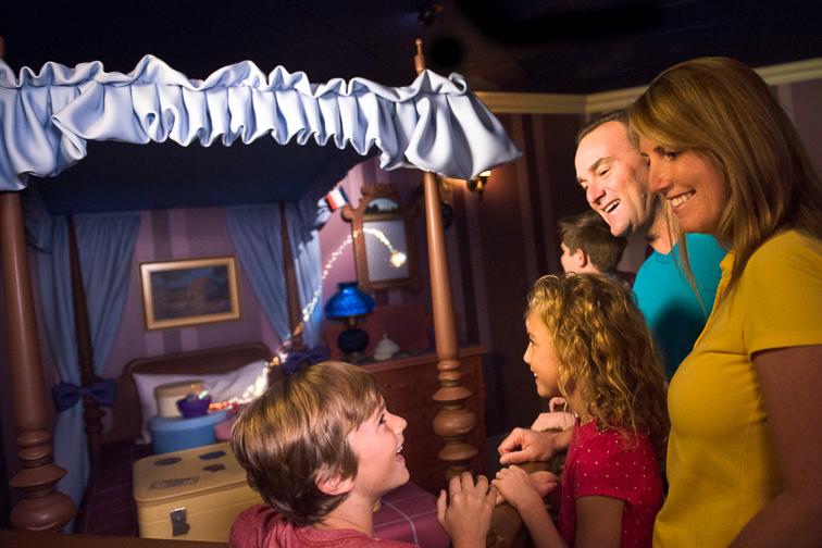 Peter Pan's Flight; Courtesy Disney