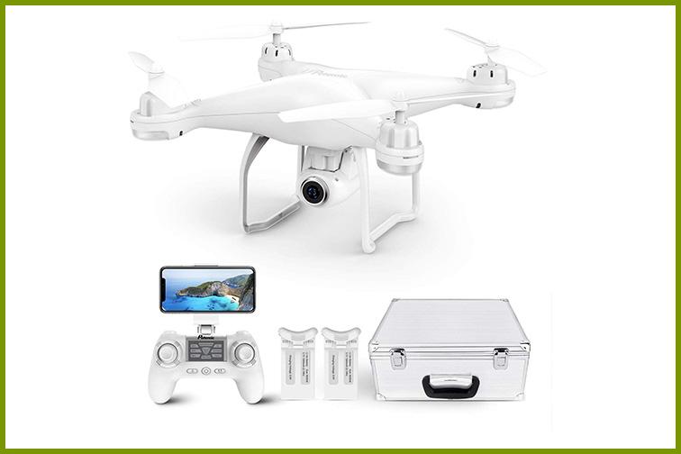 Potensic T25 GPS Drone; Courtesy Amazon