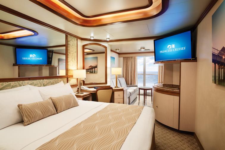 Princess Cruises - Family Suites; Courtesy Princess