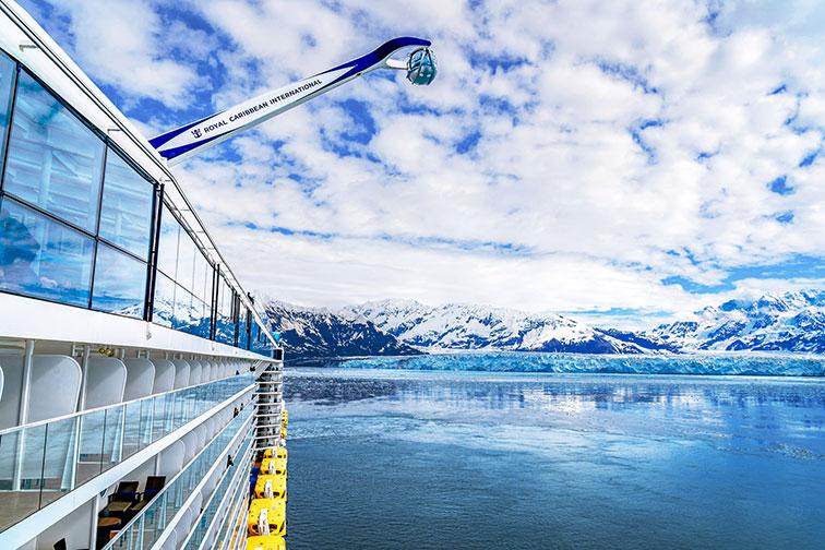 Royal Caribbean North Star on Cruise to Alaska
