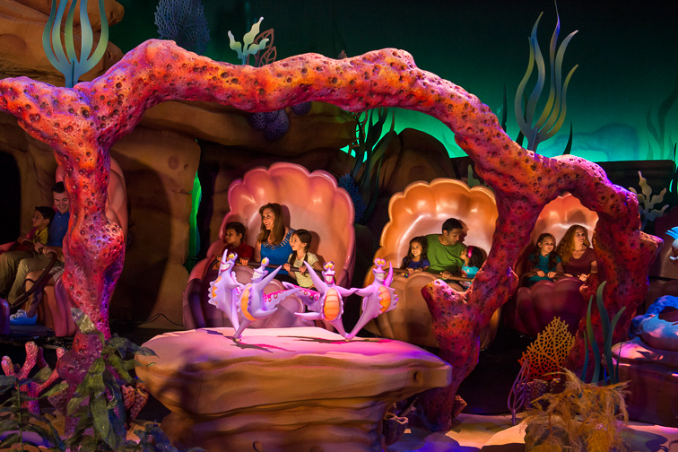 Under the Sea: Journey of the Little Mermaid; Courtesy Disney