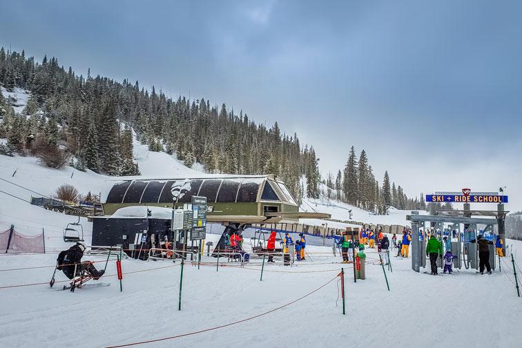 Winter Park, Colorado; Courtesy of LanaG/Shutterstock