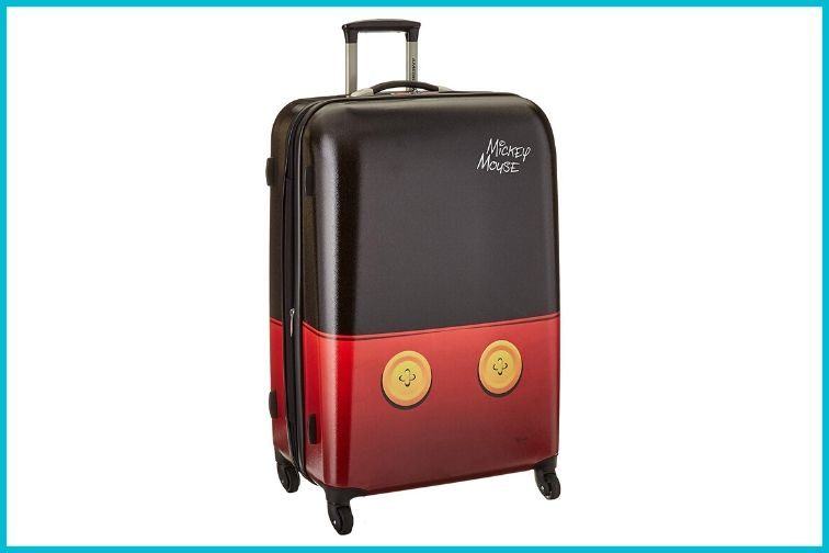 Mickey Mouse Spinner Suitcase