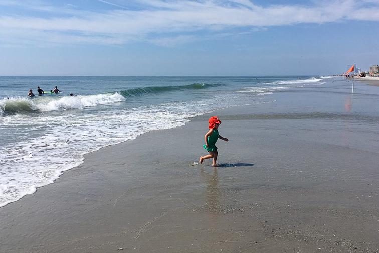 Brigantine beach, New Jersey; Courtesy Tripadvisor Traveler/Megan C