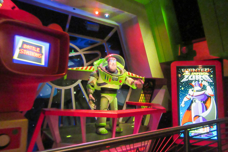 Buzz Lightyear's Space Ranger Spin; Courtesy Tripadvisor Traveler/Ramblingman163