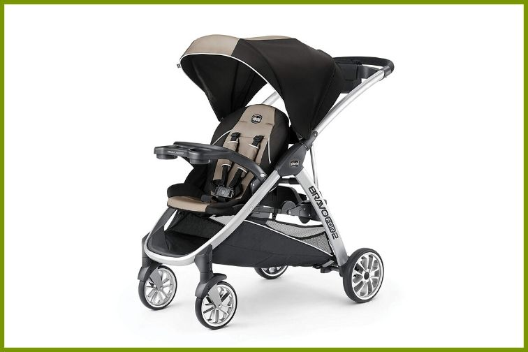 7 Best Double Strollers For Travel 2020