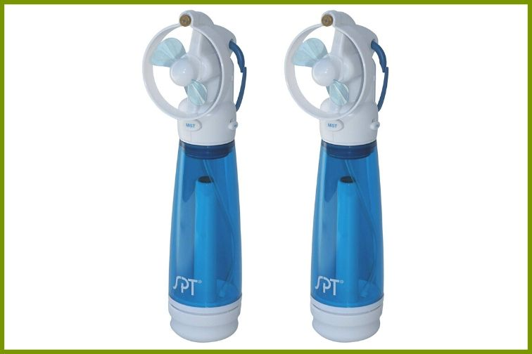 personal misting fans