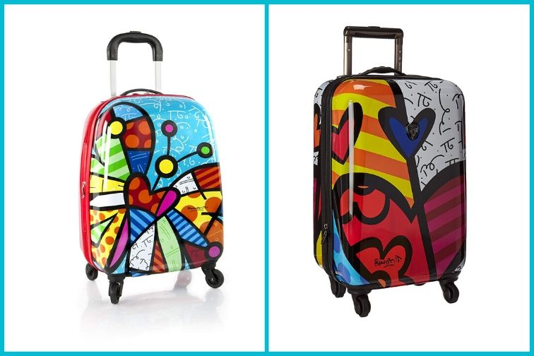 Britto Spinner Luggage