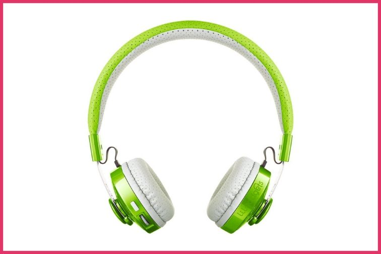 LilGadgets Connect Headphones in Green