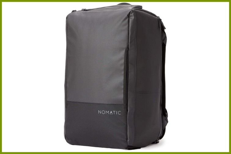 Nomatic checkpoint compliant backpack, black and grey backpack