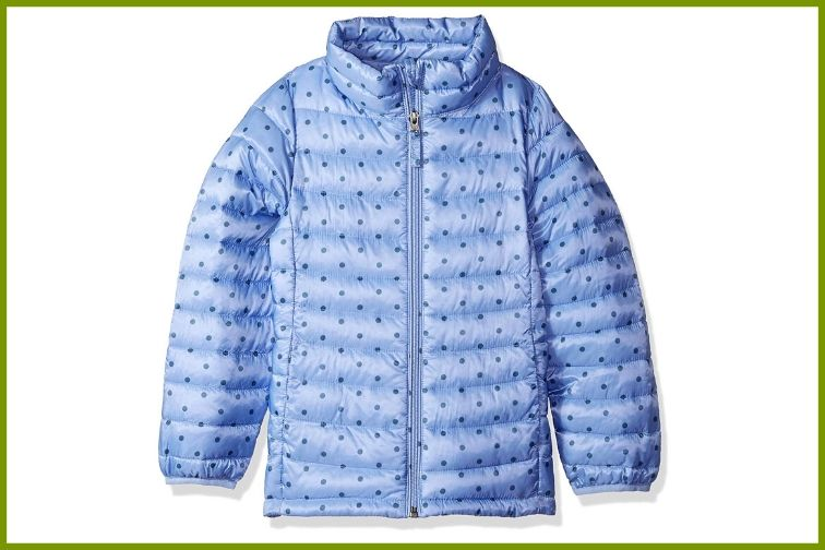 packable warm jacket
